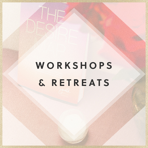 Alionka Polanco workshops and retreats